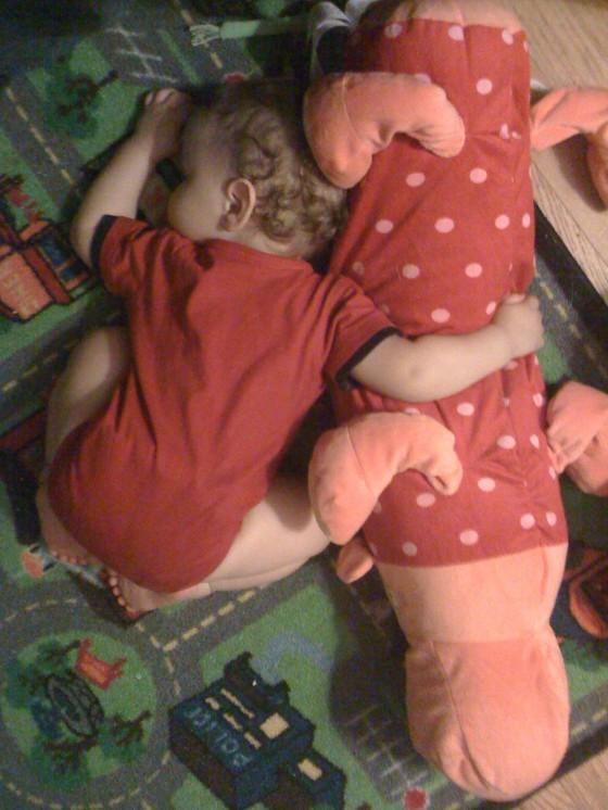 Alex and his Hippo