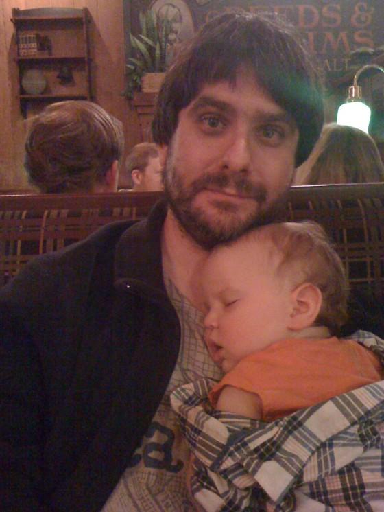 Sleepy Alex