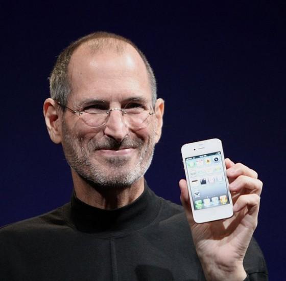 Picture of Steve Jobs by Matt Yohe via Wikipedia